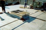 Rooftop commercial job